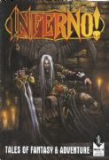 Inferno! Tales of Fantasy & Adventure Issue #13 Games Workshop Comic Magazine